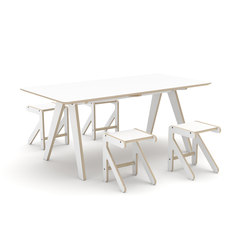 Dialogue table | Restauranttische | KLOSS
