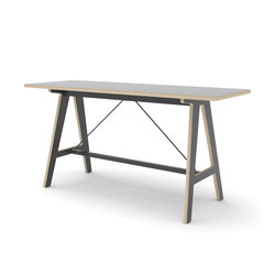 Dialogue High table | High desks | KLOSS