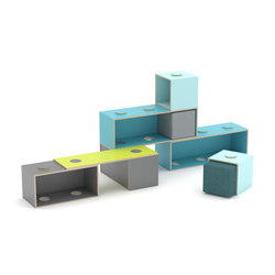 KLOSS™ Modules | Meubles rangement enfant | KLOSS