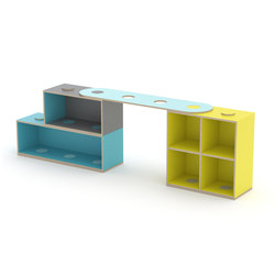 KLOSS™ Modules | Kids storage | KLOSS