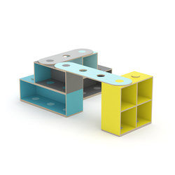 KLOSS™ Modules | Kinder Stauraummöbel | KLOSS