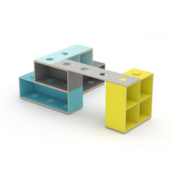 KLOSS™ Modules | Armadi per bambini | KLOSS