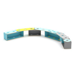 KLOSS™ Modules | Kids benches | KLOSS