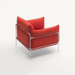 Kabà | Garden armchairs | Paola Lenti