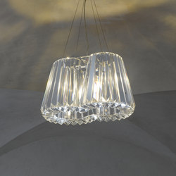 Glitters | Pendant 2 | General lighting | LASVIT
