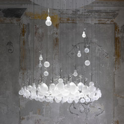 Growing Vases | Suspended lights | LASVIT