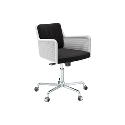 D43R Task chair with rolls | Task chairs | TECTA