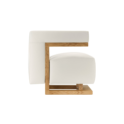 F51 Gropius-Sessel | Lounge chairs | TECTA