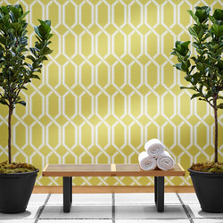 Shima Trellis™ | Wallcoverings | DeNovo Wall