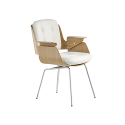 D49 Executive chair | Visitors chairs / Side chairs | TECTA