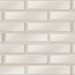 Brick Atelier Silver Bevel | Ceramic tiles | Atlas Concorde