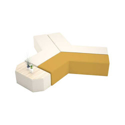 Connos Modular Benches | Panche attesa | ERG International