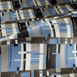 Designtex + Charley Harper - Birch Bark Plaid | Tissus | Designtex