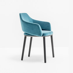 Vic 645 | Visitors chairs / Side chairs | PEDRALI
