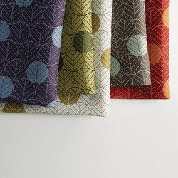Designtex + Charley Harper - Round Leaves | Stoffbezüge | Designtex