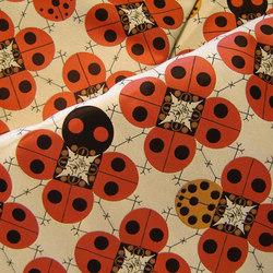 Designtex + Charley Harper -  The Last Aphid | Wall fabrics | Designtex