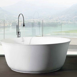 Gessi Goccia Bathtub | Free-standing baths | Gessi USA