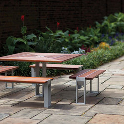 Apex Family | Tables and benches | Forms+Surfaces®