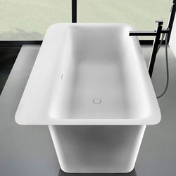 Gessi Rettangolo Bathtub | Bathtubs | Gessi USA
