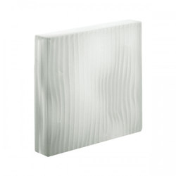 Ribbon | White | Decorative glass | Interstyle Ceramic & Glass