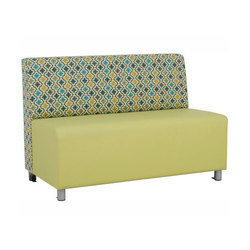 Raven Banquette | Modular seating elements | ERG International