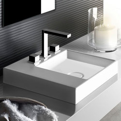 Gessi Rettangolo Sink | Wash basins | Gessi USA