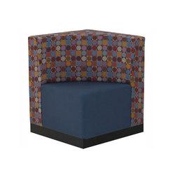 Raven Banquette | Éléments de sièges modulables | ERG International