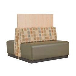 Raven Banquette | Modular seating elements | ERG International