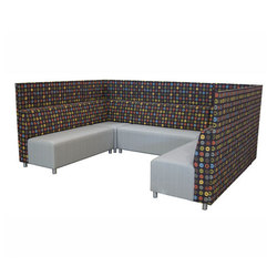 Raven Banquette | Bancs de restaurant | ERG International