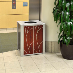 Audubon 33 Gallon Bins | Bidoni per immondizia | DeepStream Designs