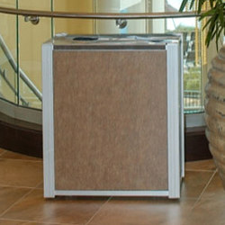 Audubon Recycling and Trash Receptacles | Poubelles | DeepStream Designs