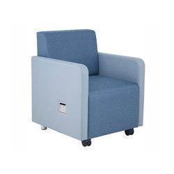 Raven Lounge | Lounge chairs | ERG International