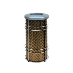 Chameleon Receptacles | Waste baskets | DeepStream Designs