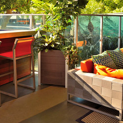 Mariner Planters | Fioriere | DeepStream Designs