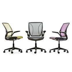 Diffrient World Chair | Sillas de oficina | Humanscale