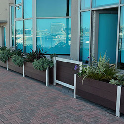 Mariner & Audubon Planters | Fioriere | DeepStream Designs