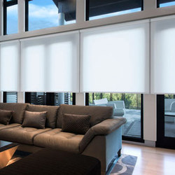 Motorized, Automated and Manual Shades | Estores enrollables | JGeiger Shading Technology