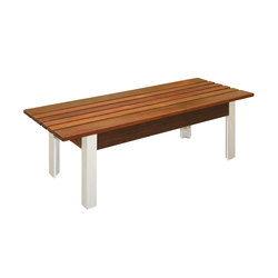 Mariner Bench | Gartenbänke | DeepStream Designs
