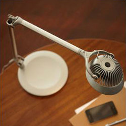 Element Vision Task Light | Arbeitsplatzleuchten | Humanscale