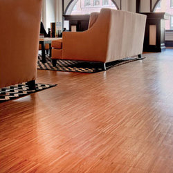 Edge Grain - Black Cherry | Sols en bois | Kaswell Flooring Systems