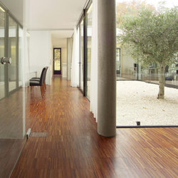 Edge Grain Fumed Oak | Holzböden | Kaswell Flooring Systems