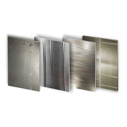 Engravings Collection | Metal sheets / panels | Móz Designs