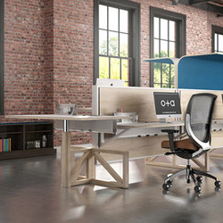 Canopy | Individual desks | Kimball Office