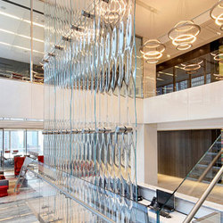 BermanGlass | Wall partition systems | Forms+Surfaces®