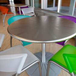 Citrus Table | Cafeteria tables | Forms+Surfaces®