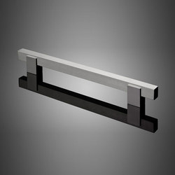 Configurable Door Pulls | Grab rails | Forms+Surfaces®
