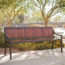 Cordia Family | Garden benches | Forms+Surfaces®