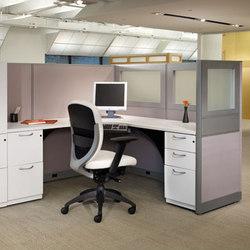 Interworks EQ | Individual desks | Kimball Office