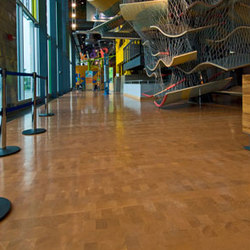 End Grain - Red Oak | Wood flooring | Kaswell Flooring Systems