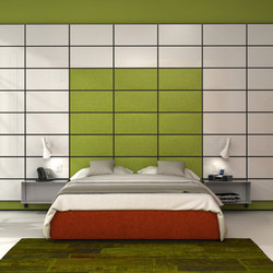 System 1224: A Modular Shelving, Display, and Cabinet System | Wall panels | B+N Industries